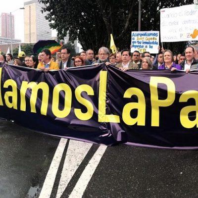 Piden al Papa velar por el proceso de paz en Colombia