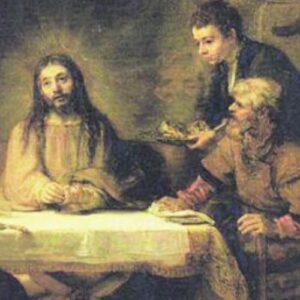 Olvidamos que Jesús creó una situación sorprendente en la sociedad de su tiempo