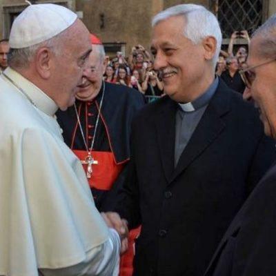 """Arturo Sosa sj: """"Existe una lucha política en la Iglesia, entre los que quieren la Iglesia soñada por el Vaticano II y los que no"""""""