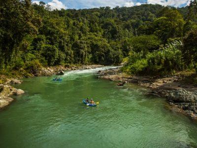 Estudio destaca la importancia de preservar los ríos tropicales de cordillera