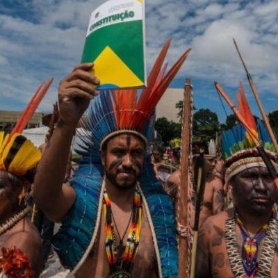Subieron un 44% las invasiones de tierra indígenas en Brasil