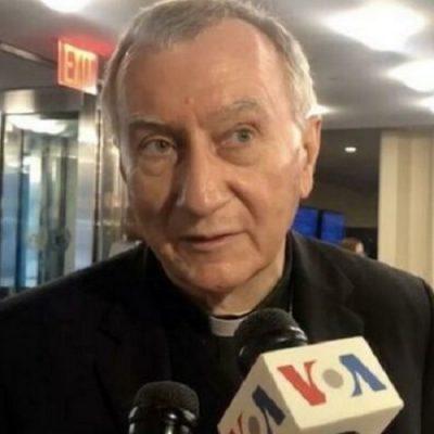 """Cardenal Parolin pide elecciones libres en Venezuela e insta a """"buscar un acuerdo entre todos"""""""