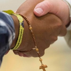 Papa a misioneros: Sin alegría no hay misión