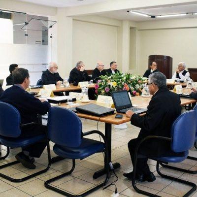 Obispos de Chile, Bolivia y Perú dialogan sobre el Sínodo, migrantes y educación