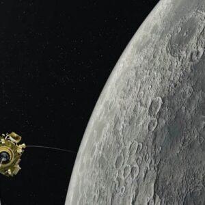 Módulo de la India comenzará a explorar el polo sur de la Luna