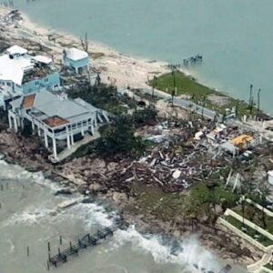 El huracán Dorian provocó una situación extrema emergencia en las Bahamas