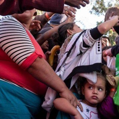 Migrantes venezolanos: Cada vez más pobres y más vulnerables