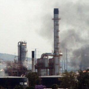 Veinte empresas emitieron más de un tercio de los gases de efecto invernadero