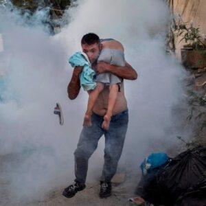 Tragedia en Lesbos. Caritas: 13 mil migrantes en situación desesperada