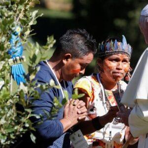 El Papa consagró el Sínodo para la Amazonía a San Francisco de Asís