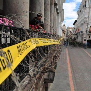 Obispos de Ecuador, ante crisis, llaman a la paz, la justicia y el diálogo