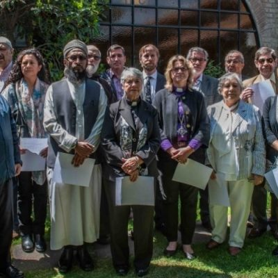 Líderes religiosos invitan a gran pacto social en Chile