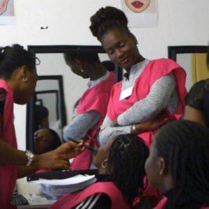 Sudáfrica: Empoderamiento y habilidades para el desarrollo de las mujeres