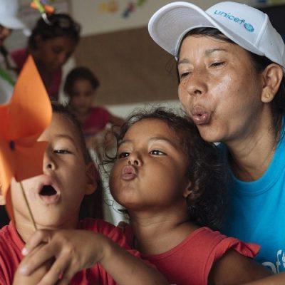 UNICEF: Progreso importante para los niños en los últimos treinta años