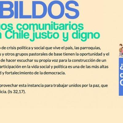 Diálogos comunitarios por un Chile justo y digno