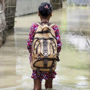 El cambio climático y la esperanza de vida de los niños