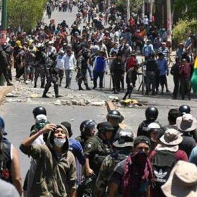 Nuevos enfrentamientos en Bolivia entre detractores y partidarios de Evo Morales