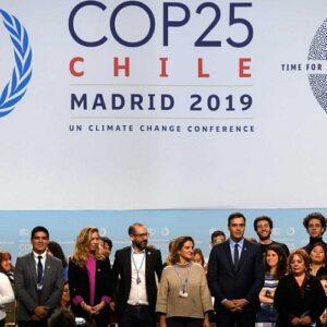 COP25: No hubo acuerdo para una más drástica reducción de las emisiones