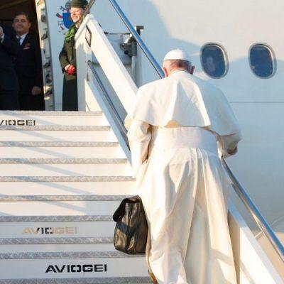 Un pontificado en camino alrededor del mundo