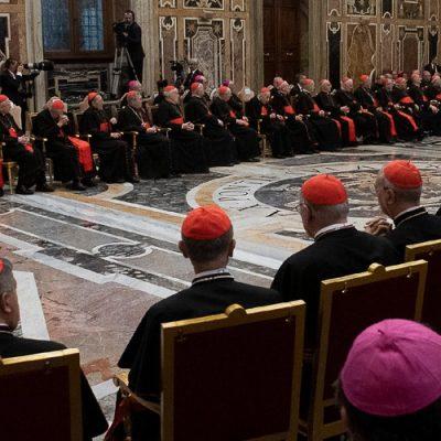 Motu Proprio: El mandato del cardenal decano durará cinco años