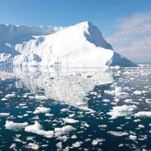 También en la Antártida se acelera el deshielo en algunos sectores