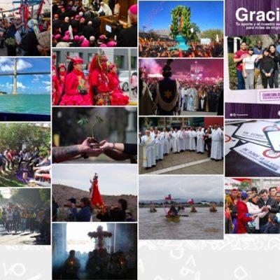 2019: Un año de clamor por más dignidad, conciencia ecológica y profundos cambios a nivel eclesial y social