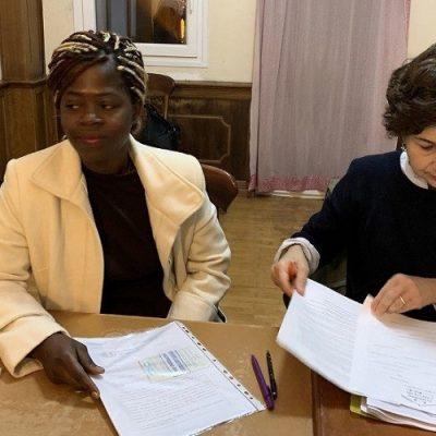 Refugiados de Lesbos listos para el corredor humanitario hacia Italia