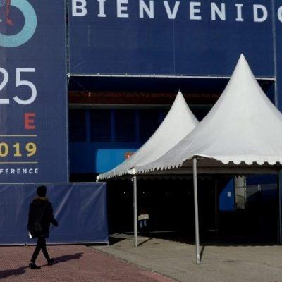 """El Papa a la COP25: """"Ofrecer razones concretas para un futuro digno"""""""