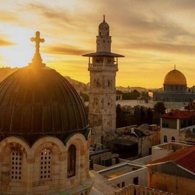 Tierra Santa: Obispos piden una solución política que garantice la justicia y la paz