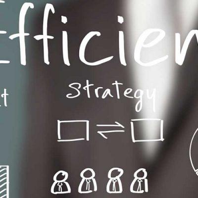 ¿Y si no somos eficientes?
