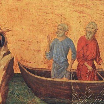 El Evangelio que anunciamos las mujeres. «Vengan conmigo, y les haré pescadores de hombres».