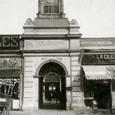 Mercado Central:  Más de un siglo de sabor y color
