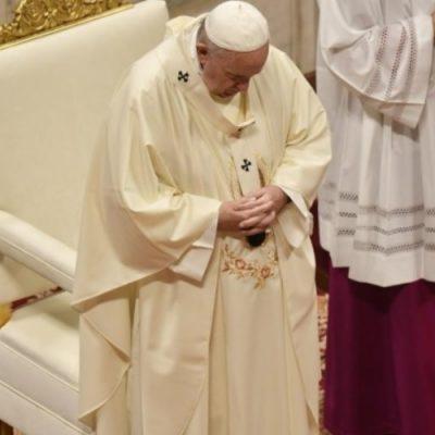 Intenciones mensuales de oración del Santo Padre en el año 2020