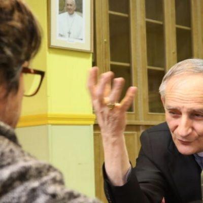 """Cardenal Matteo Zuppi: """"Hay muchos profetas de calamidades, que confunden la conversión pastoral con el relativismo moral"""""""