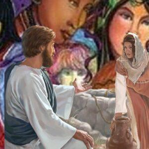 """El Evangelio que anunciamos las mujeres. """"Una mujer dialoga con Jesús"""""""