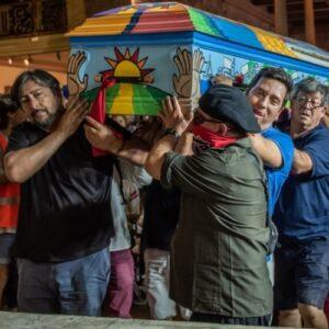 El pueblo chileno despidió a Mariano Puga