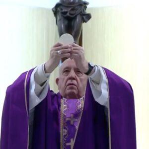 """El Papa: """"Esta es la enfermedad de Dios. No tiene memoria, nos perdona siempre"""""""
