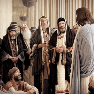 A Jesús le da miedo una religión defendida por escribas seguros y arrogantes