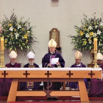 Monseñor Fernando Ramos asumió como nuevo Arzobispo de Puerto Montt