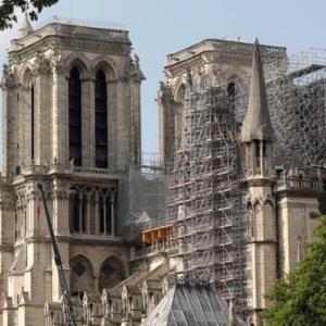 Notre-Dame, un año después: Los desafíos de la reconstrucción