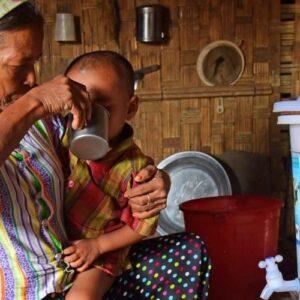 El 40% de la población mundial no tiene instalaciones para lavarse las manos
