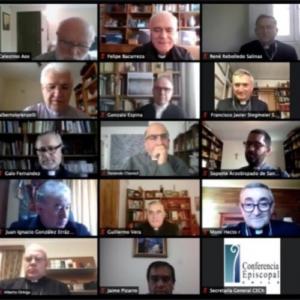 Por videoconferencia obispos sesionan en asamblea plenaria