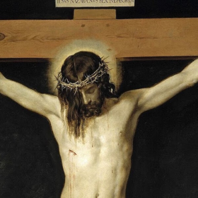 No te bajes de la cruz