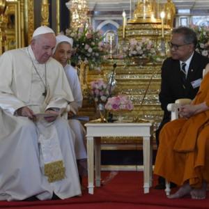 Budistas y cristianos, construyamos una cultura de compasión y fraternidad