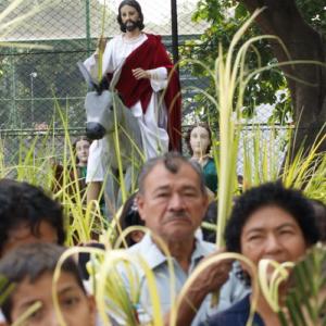 El Cristo de los Ramos