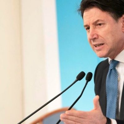 Giuseppe Conte, Primer Ministro italiano: Que Europa sea fuerte y solidaria ante la emergencia