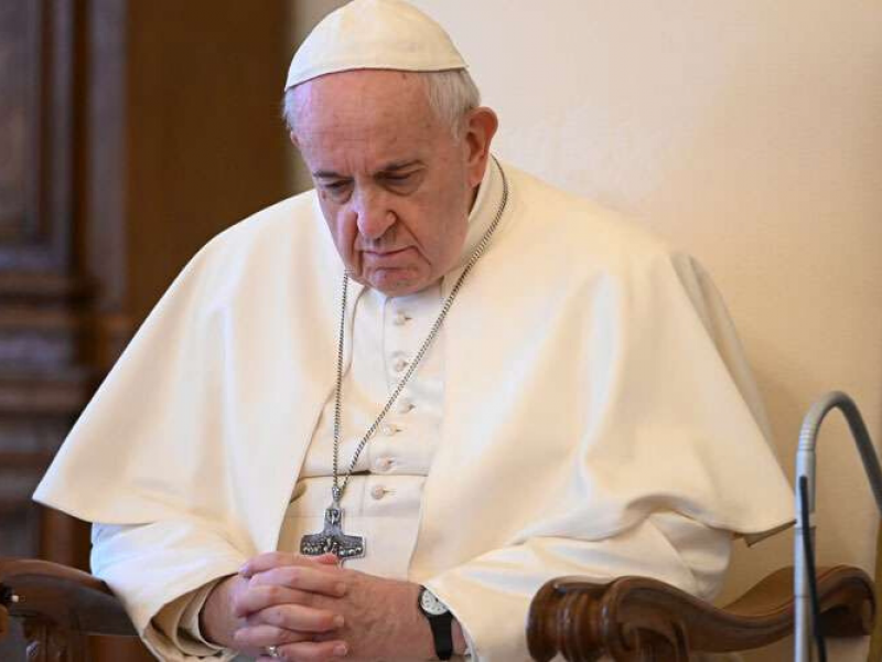 El Papa: Así estoy viviendo la emergencia de la pandemia