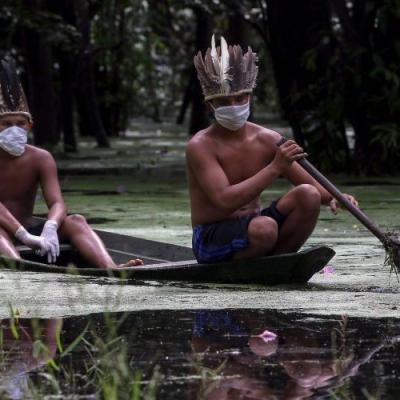 Amazonía y Covid-19: Cuando un virus invierte el sentido de la lógica de la vida