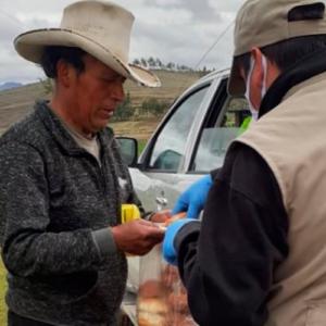 Caritas América Latina: Llamado a los Estados para garantizar la supervivencia