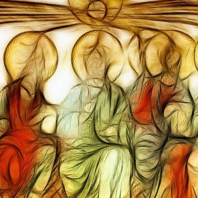 Sus discípulos tienen que ser en el mundo lo que Jesús ha sido
